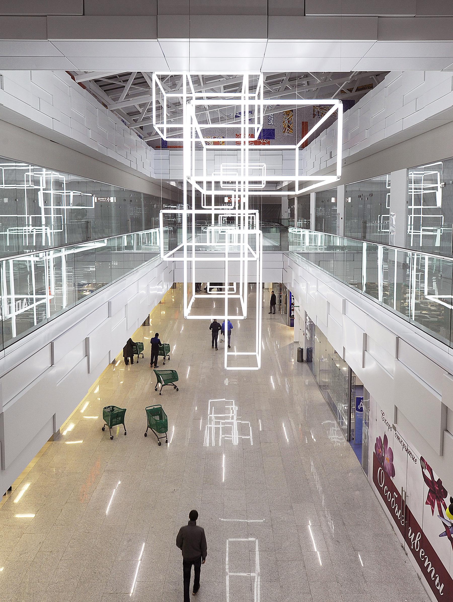 Бюро Горшунова, Станислав Горшунов Архитектор, Торговый центр , Тц Жар птица, Дизайн Интрьера